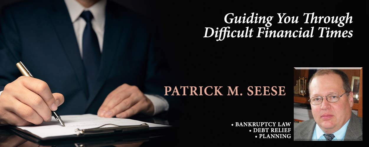 Patrick M. Seese Attorney South Bend