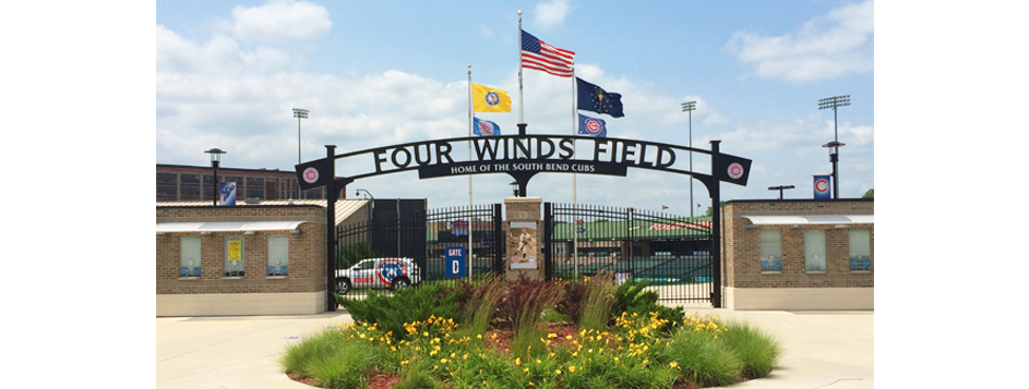 Four Winds Field is cleaner than ever, more expansive, with ongoing additions and improvements.