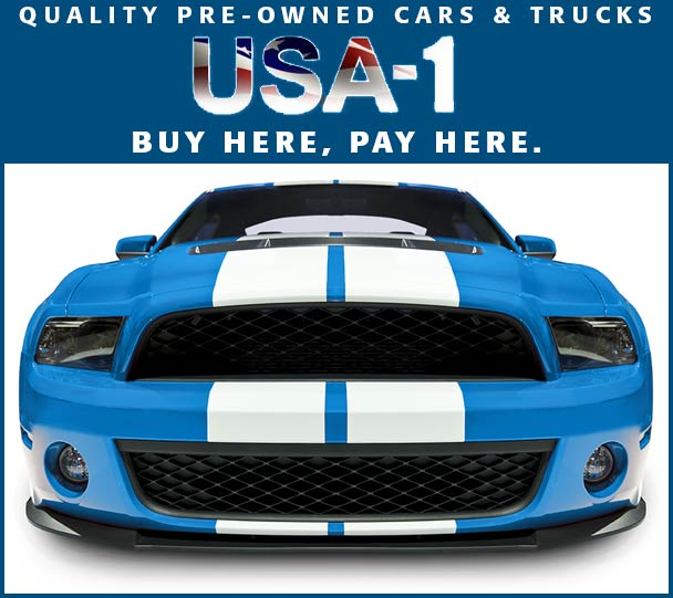 Usa 1 Auto Susa Used Car Dealer Is Proud To Serve Elkhart Goshen And All Bordering Areas In Indiana With The Best Cars For
