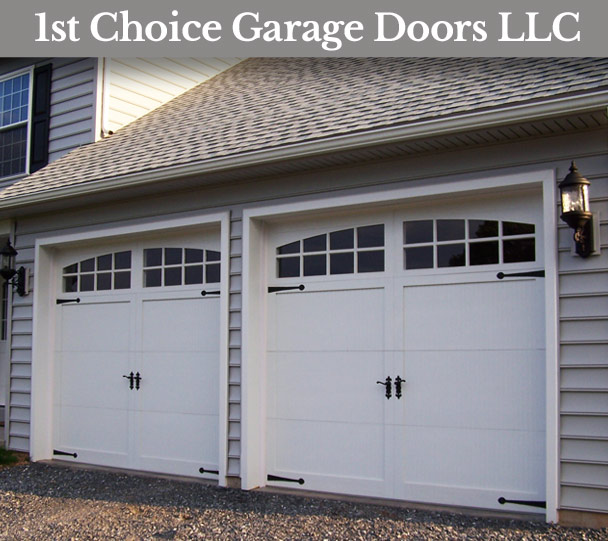 1ST CHOICE GARAGE DOORS LLC1st Choice Doors, LLC. Offers All Types Of  Residential And Light Commercial Doors. We Offer Door Types Ranging From  Garage Doors ...