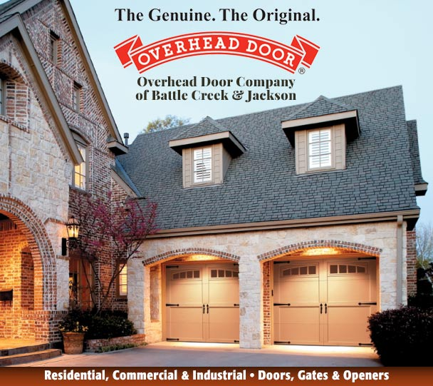 OVERHEAD DOOR COMPANY OF BATTLE CREEK \u0026 JACKSONOverhead Door Company of Battle Creek was founded in 1978 by Marshall Donald Whitaker who employed two ... & Garage Doors South Bend Pezcame.Com