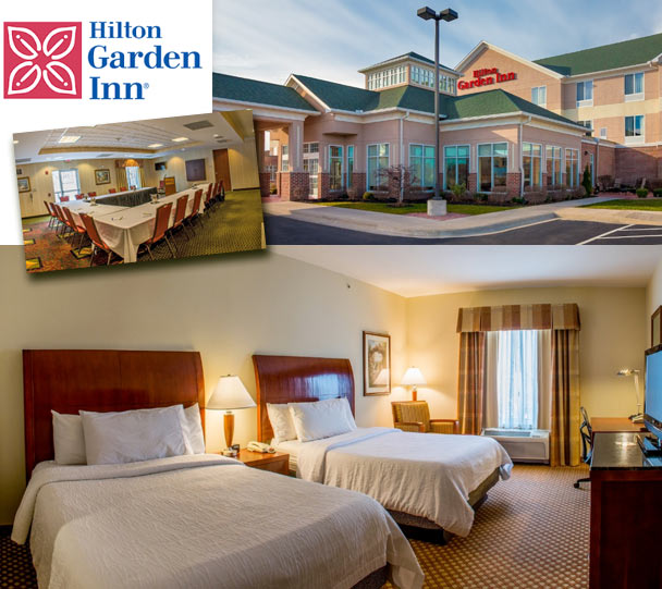 HILTON GARDEN INN ELKHARTEvery Step To Success Needs A Good Support  Structure. The Hilton Garden Inn Hotel In Elkhart, IN Features  Complimentary WI Fi And A ...
