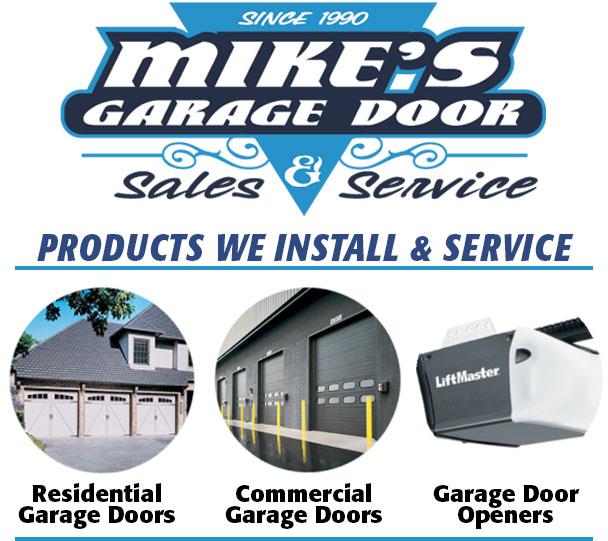 mikeu0027s garage door sales u0026 itu0027s for a home or a commercial building garage door is important if your garage door