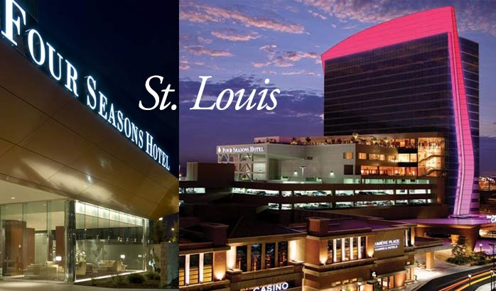 The Four Seasons Hotel St Louis A Aaa Five Diamond Award Winning With Amenities That You Would Expect To Find At Of This Caliber Its Rating