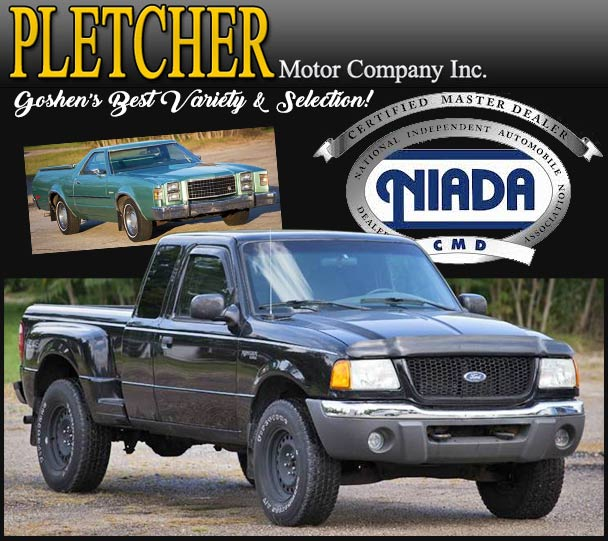 Pletcher Motor Company Incpletcher Inc Is A Certified Master Dealer Founded In 1926 We Offer Low Milage One Owner Vehicles