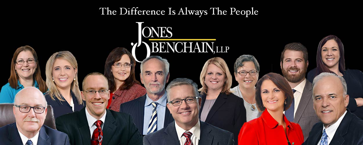 Jones Obenchain Attorneys  South Bend