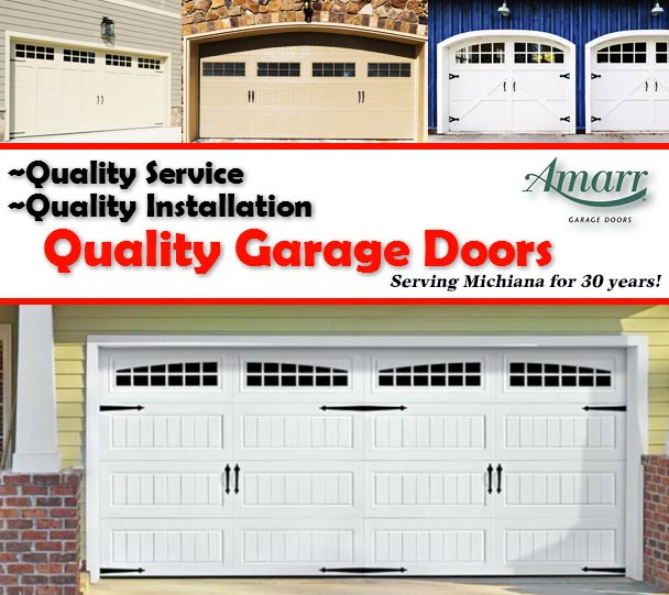 QUALITY GARAGE DOORSOur business specializes in both commercial and residential garage door and operator sales installation and repair.  sc 1 st  ZZZippy & Garage Doors Michiana