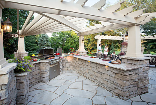 Outdoor Kitchens on Kuert Outdoor Living id=19716