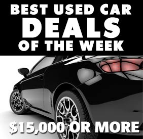 Best Used Cars Over 15 000