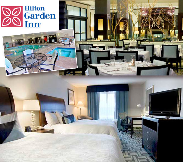 HILTON GARDEN INN SOUTH BENDEvery Step To Success Needs A Good Support  Structure. Our Hotel In South Bend, Indiana Features Complimentary Wi Fi,  ...