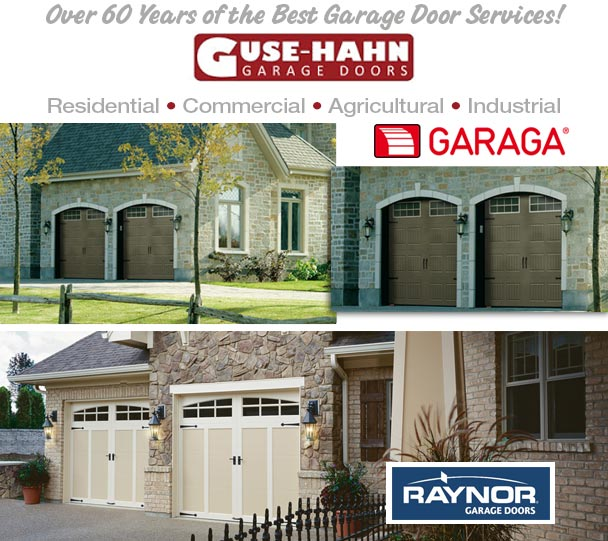 GUSE HAHN GARAGE DOORSAt Guse Hahn Garage Doors, Our Technicians Are Able  To Complete Garage Door Repair Services In A Timely Manner.