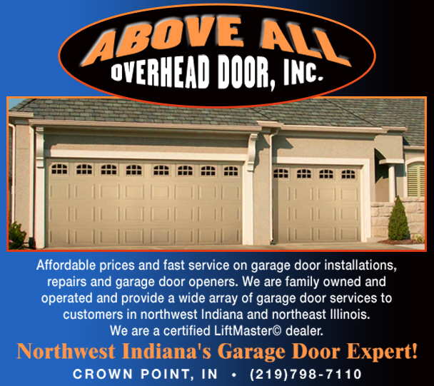 Above All Is A Residential And Commercial Overhead Door Business Offering  Service For Garage ...