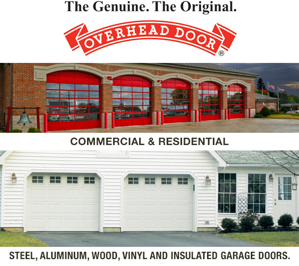 OVERHEAD DOOR COMPANY OF NORTHWEST INDIANAWe Offer Emergency Service Such  As Repair And Maintenance On All Garage Doors And Garage Door Openers,  Replacement ...