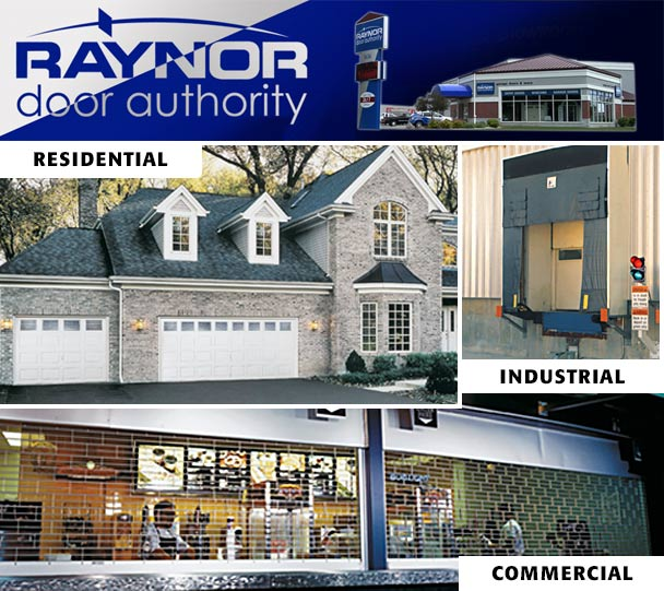 RAYNOR DOOR AUHORITYRaynor Door Authority Is A Local, Residential,  Commercial, Heavy Industrial Sales And Service Company Located In Fort  Wayne, Indiana.
