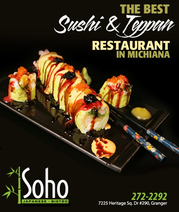 Soho Michiana Anese Bistro And Sushi Restaurant