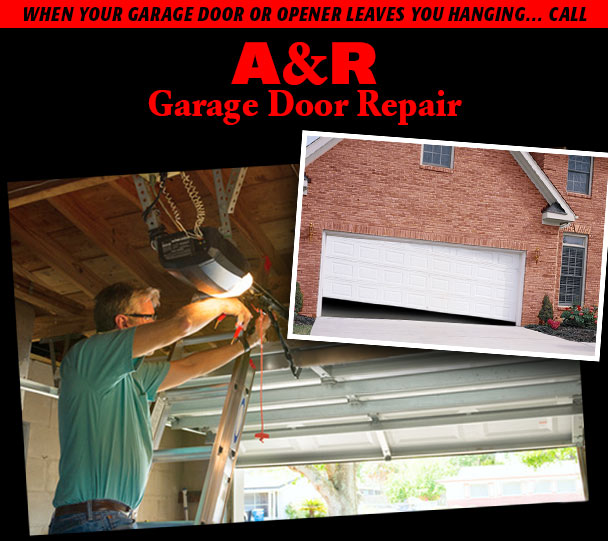 Au0026R GARAGE DOOR REPAIRWe Specialize In Same Day Repairs For Your Garage Door  Or Garage Door Opener. Whether Itu0027s A Broken Spring, Stripped Out Gear Or A  ...