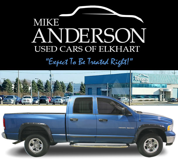 Mike Anderson Car Dealership Elkhart In