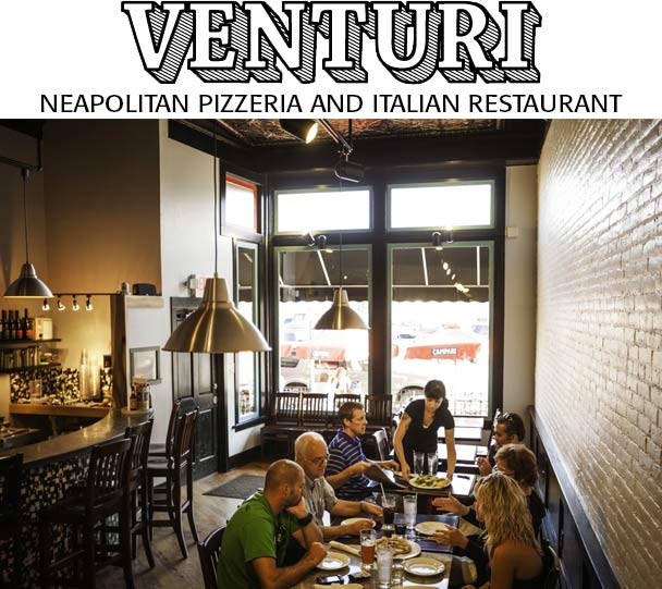 Pizza With A Pion Craft Tails Zeal And Delicious Desserts For Your Liking Come To Venturi Experience Our Amazing Restaurant Tonight
