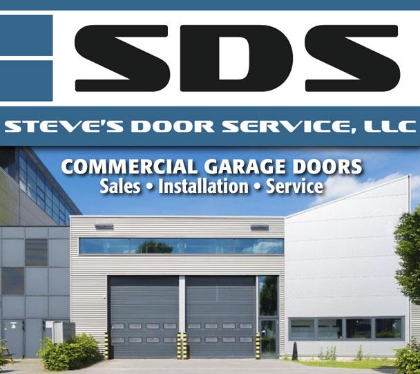 STEVEu0027S DOOR SERVICE LLCIf Youu0027re In Need Of Commercial Garage Doors Or  Commercial Garage Door Repair And Installation Services, Contact Steveu0027s  Door ...