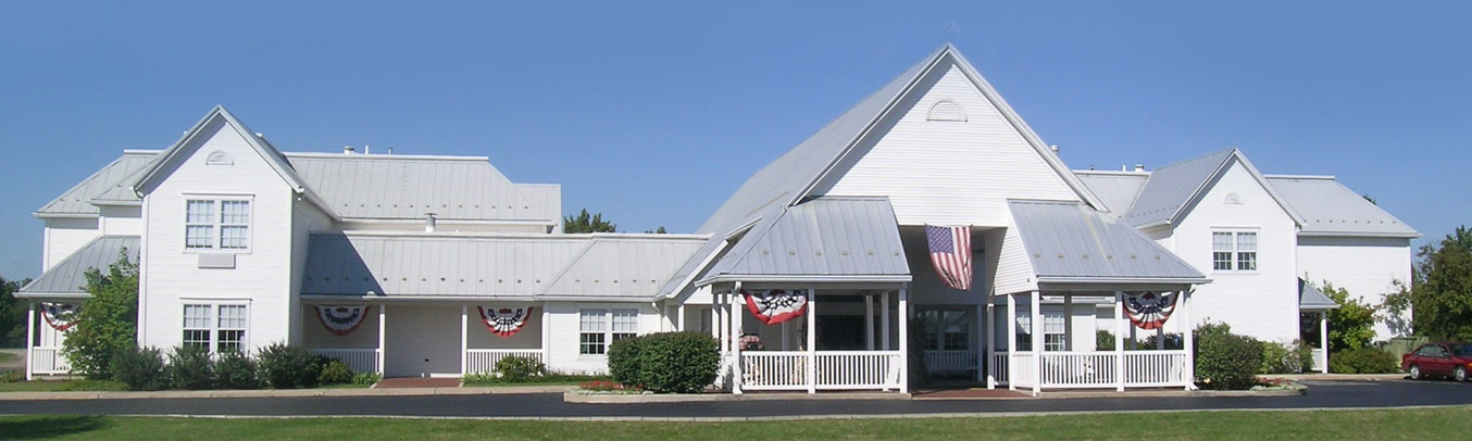 The Inn at Amish Acres, Nappanee, Indiana is country style inn with comfortable relaxing decor and modern amenities